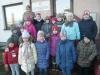 Ekskursija į Klaipėdos apskrities priešgairinę gelbėjimo valdybą